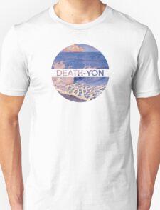Death-Yon Pale Wave Tee Unisex T-Shirt