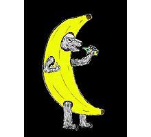 Banana Badger Photographic Print