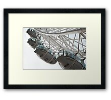 Eye Pods Framed Print