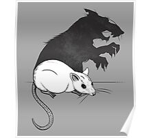 The Strange Case of Dr. Mouse and Mr. Rat Poster
