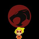 Thundercats - Cheetara by icoradesign