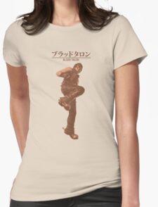 "Hwoarang ""The Blood Talon"" Womens Fitted T-Shirt"