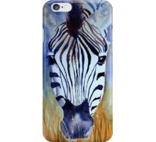Zebra iPhone case iPhone Case/Skin