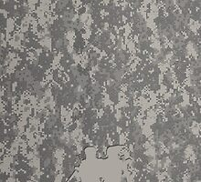 Tactical Modern Military digital camo by Shobrick