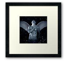 angel life 2 Framed Print