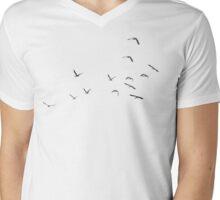 Birdy Mens V-Neck T-Shirt