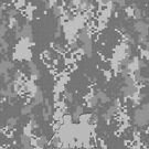 Tactical Modern Military digital camo 2 by Shobrick
