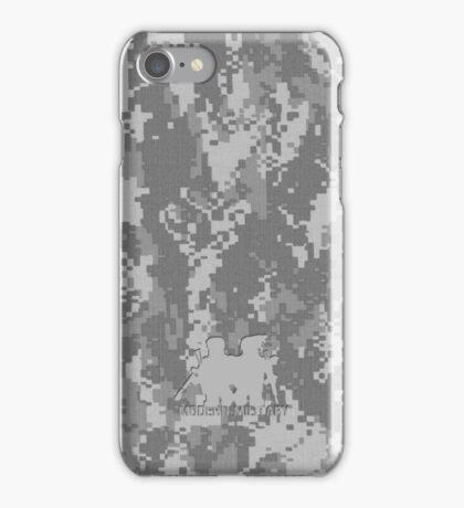 Tactical Modern Military digital camo 3 iPhone Case/Skin