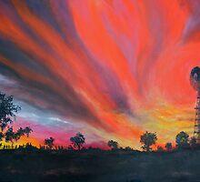 Outback Australia by JaninesWorld