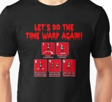 Rocky Horror - Let's Do The Time Warp Again Unisex T-Shirt
