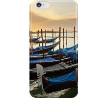 Venice Boats iPhone Case/Skin