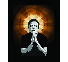 In Elon Musk We Trust Photographic Print