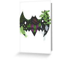 We Kill The Bat Greeting Card