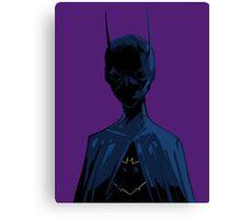Cassandra Cain Batgirl Print Canvas Print