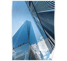 The Freedom Tower, New York City Poster