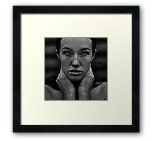 Nailed Framed Print