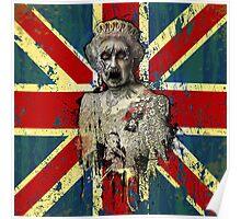 Old Dead Queen Poster