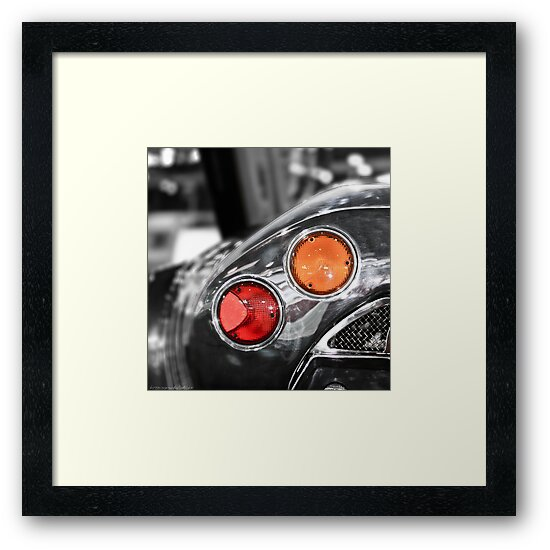 Some Color Included - Spyker C8 Tail Light by vanyahaheights