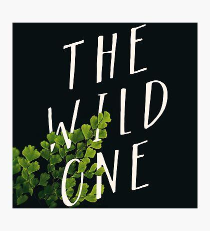 The Wild One Photographic Print