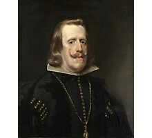 King Philip IV of Spain (c. 1656) Photographic Print