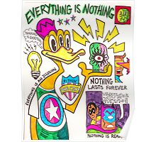 Everything is Nothing Poster