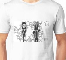 Space Jimmy Significant Mother music video - Sam & Atticus scene Unisex T-Shirt