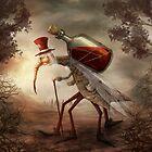 Old mosquito by Alexander Skachkov