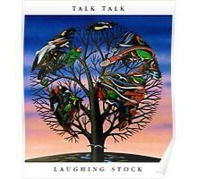 Talk Talk - Laughing Stock Poster