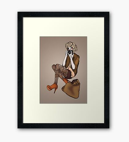 Frame It Framed Print