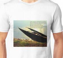 sunk boat Unisex T-Shirt