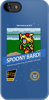Spoony Bard! - Final Fantasy by thehookshot