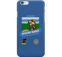 Spoony Bard! - Final Fantasy iPhone Case/Skin