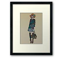 Kinabalu Framed Print