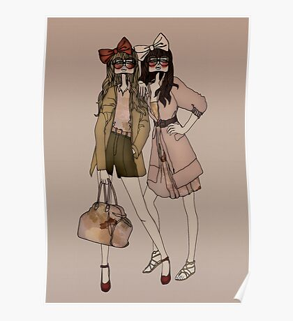 Lola & MIlu Poster