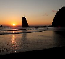 Panoramic Beach ~ Part Two by artisandelimage