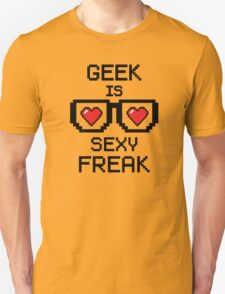 Geek Freak T-Shirt