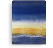 Bay Abstracted-Geelong Canvas Print