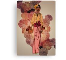 Abricot Canvas Print