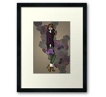 Miyu Framed Print