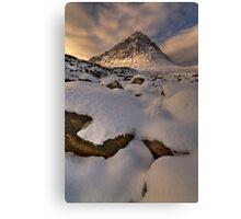 Winter Blanket (1) Canvas Print