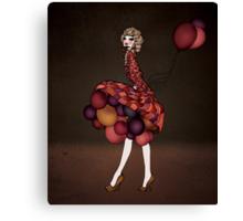 Le Ballon Canvas Print