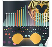 World of Color Poster