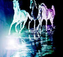 HAPPY HORSES!!!!!!!! by Vitta