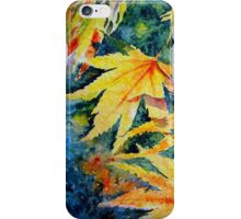 Autumn Gold iPhone case iPhone Case/Skin