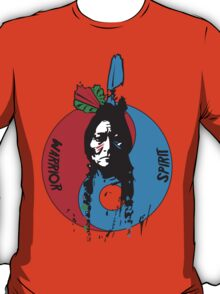 The warrior and the spirit T-Shirt