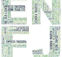 ENFJ Word Cloud by MarblesinaJar