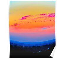 Sunrise, Milton Keynes Poster