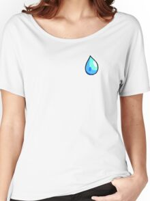 Cascade Badge (Pokemon Gym Badge) Women's Relaxed Fit T-Shirt