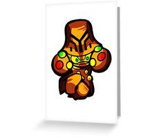 Pokemon Beheeyem Greeting Card