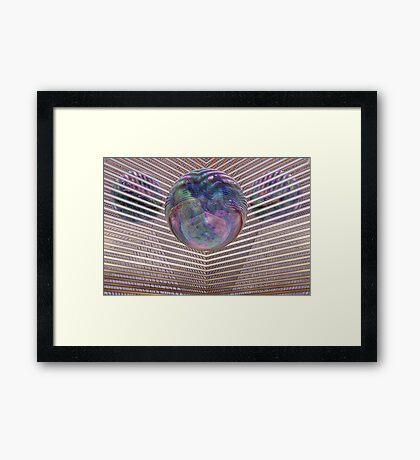 Namasté Framed Print